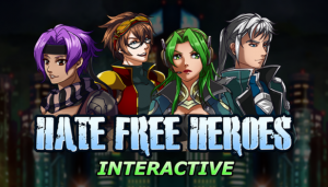 Hate Free Heroes INTERACTIVE